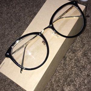 Round Oversized Eyeglasses